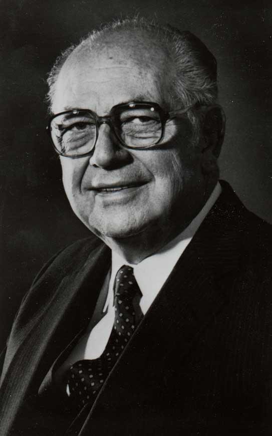Photo of Dr. Robert Cook