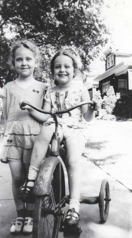 Carolyn and Marilyn