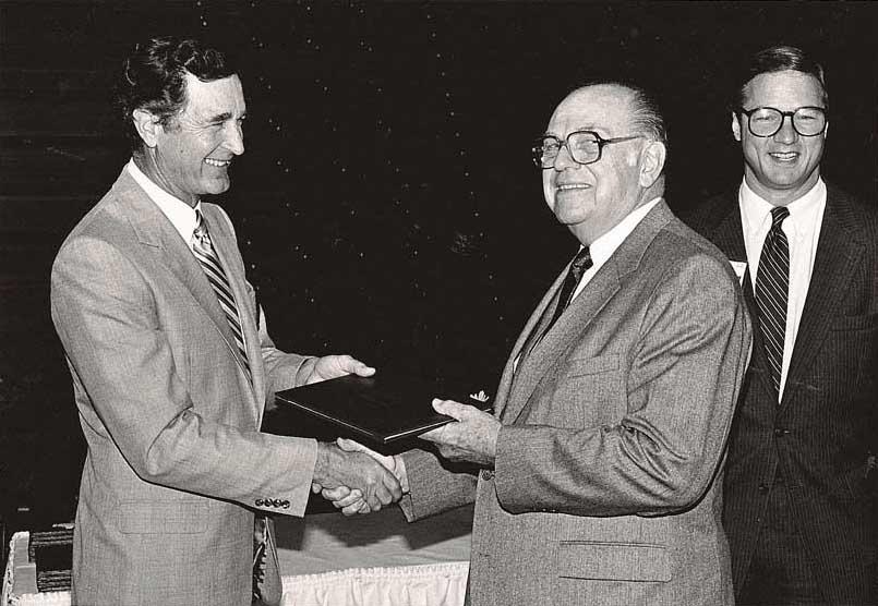 Alumnus of the Year award