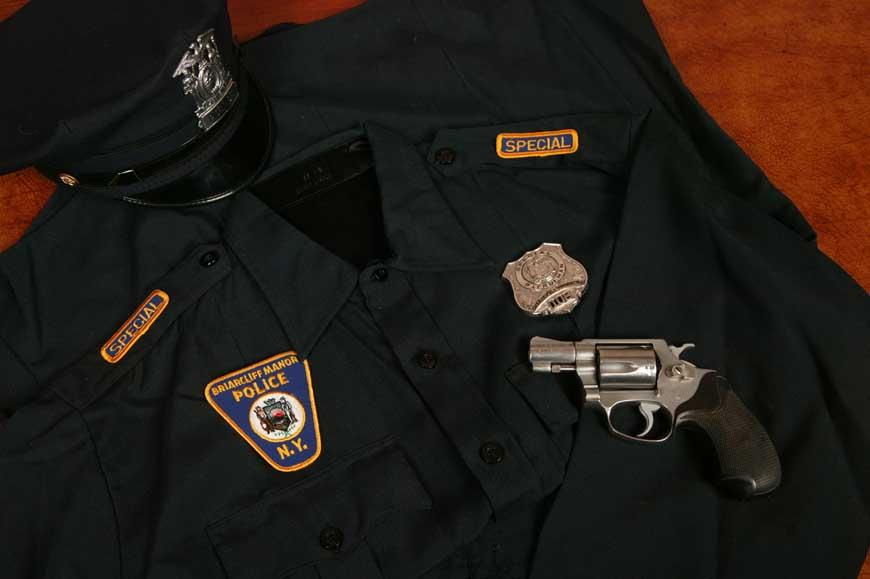 special patrolman uniform