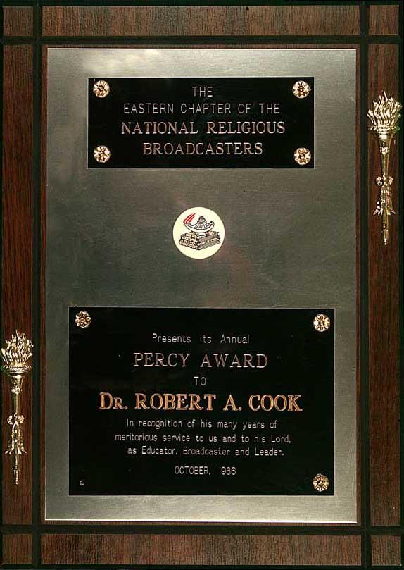 Percy Award