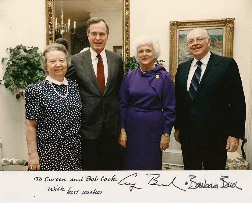 VP George H. W. Bush Cont'd