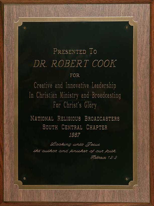 award for creative leadership