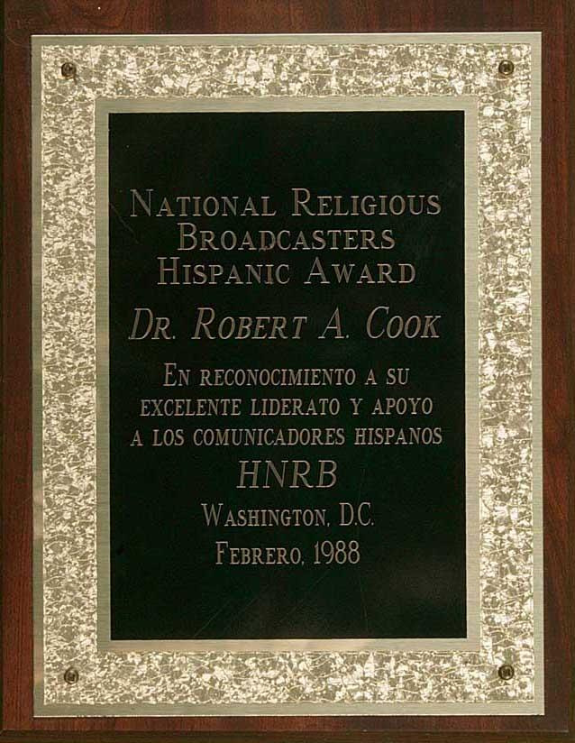 NRB Hispanic Award